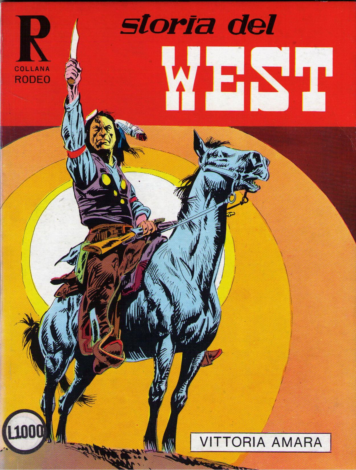 Storia del West n. 65 (Collana Rodeo n. 153)