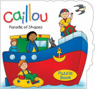 Caillou: Parade of Shapes