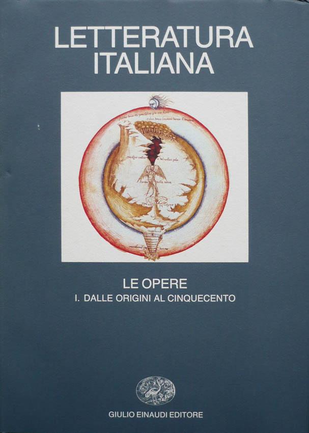 Letteratura italiana...