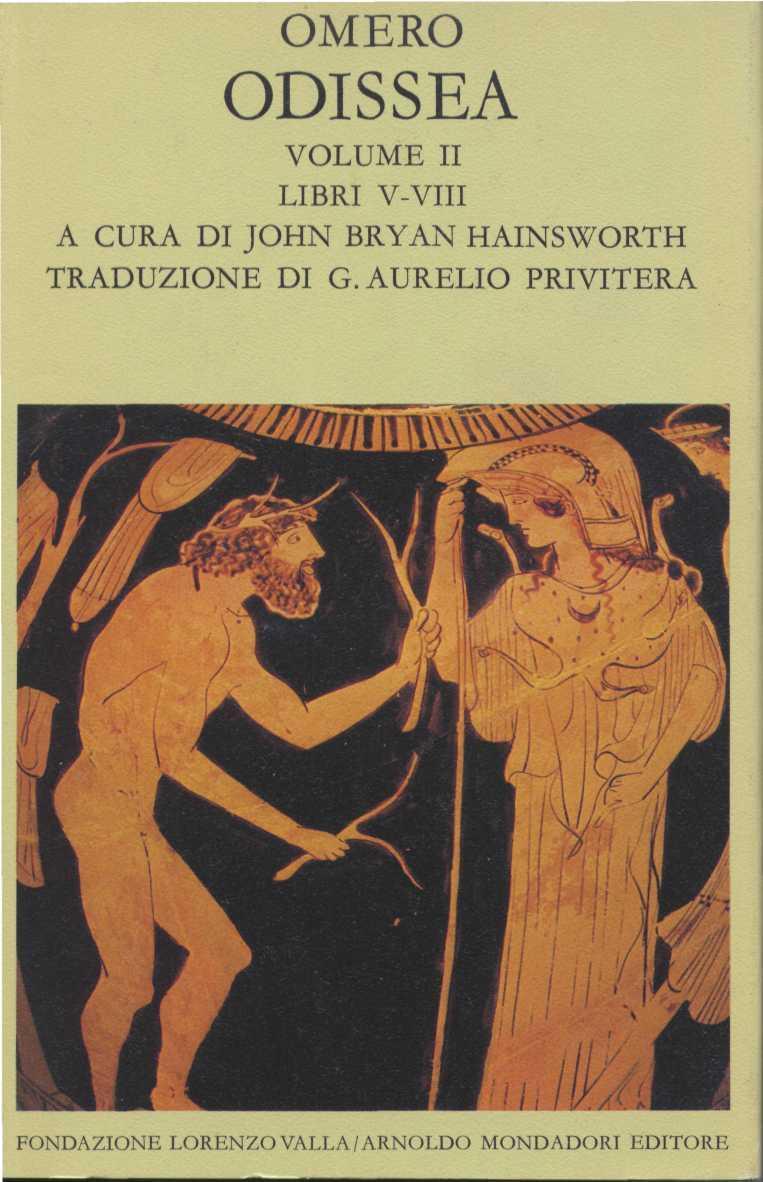 Odissea / Libri V-VI...