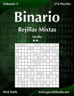 Binario Rejillas Mixtas