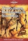 Lonely Planet Zimbabwe, Botswana & Namibia
