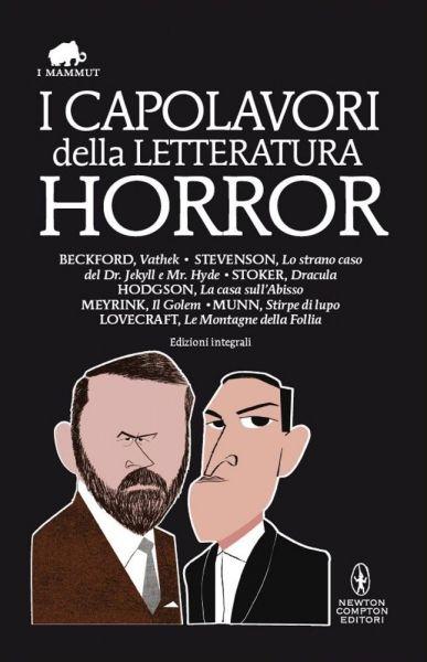 I capolavori della letteratura horror