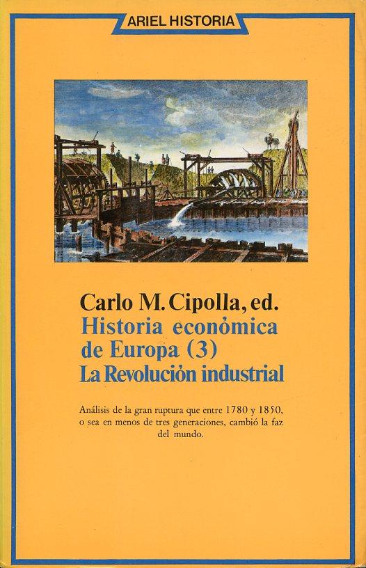 Historia económica de Europa (3)