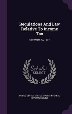 Regulations and Law ...