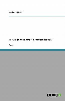 Is Caleb Williams a Jacobin Novel?
