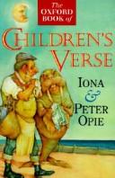 Oxford Book of Children's Verse