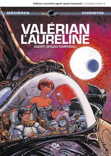 Valérian e Laureline agenti spazio-temporali vol. 6