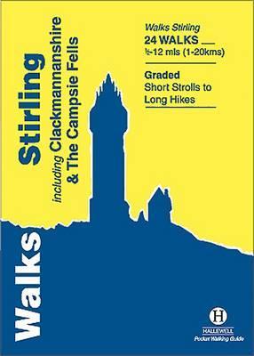 Walks Stirling (Hallewell Pocket Walking Guides)