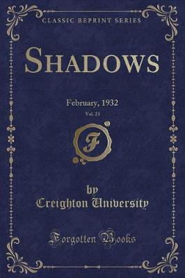 Shadows, Vol. 23