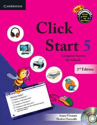 Click start. Student's book. Per la Scuola elementare. Con CD-ROM