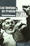 Las huelgas en Francia durante mayo y junio de 1968