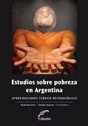Estudios sobre pobreza en Argentina