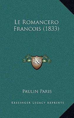 Le Romancero Francois (1833)