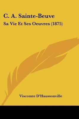 C. A. Sainte-Beuve