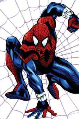 Spiderman Journal