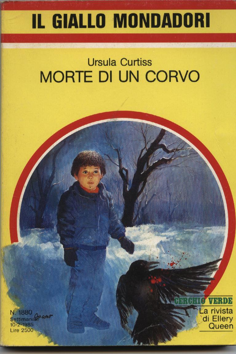 Morte di un corvo