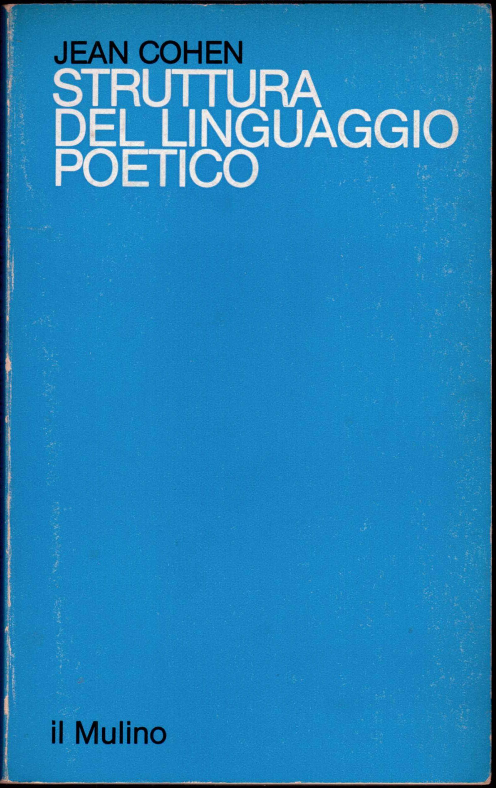 Struttura del linguaggio poetico