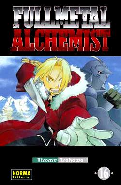 Fullmetal alchemist #16 (de 27)