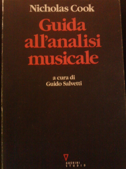 Guida all'analisi musicale