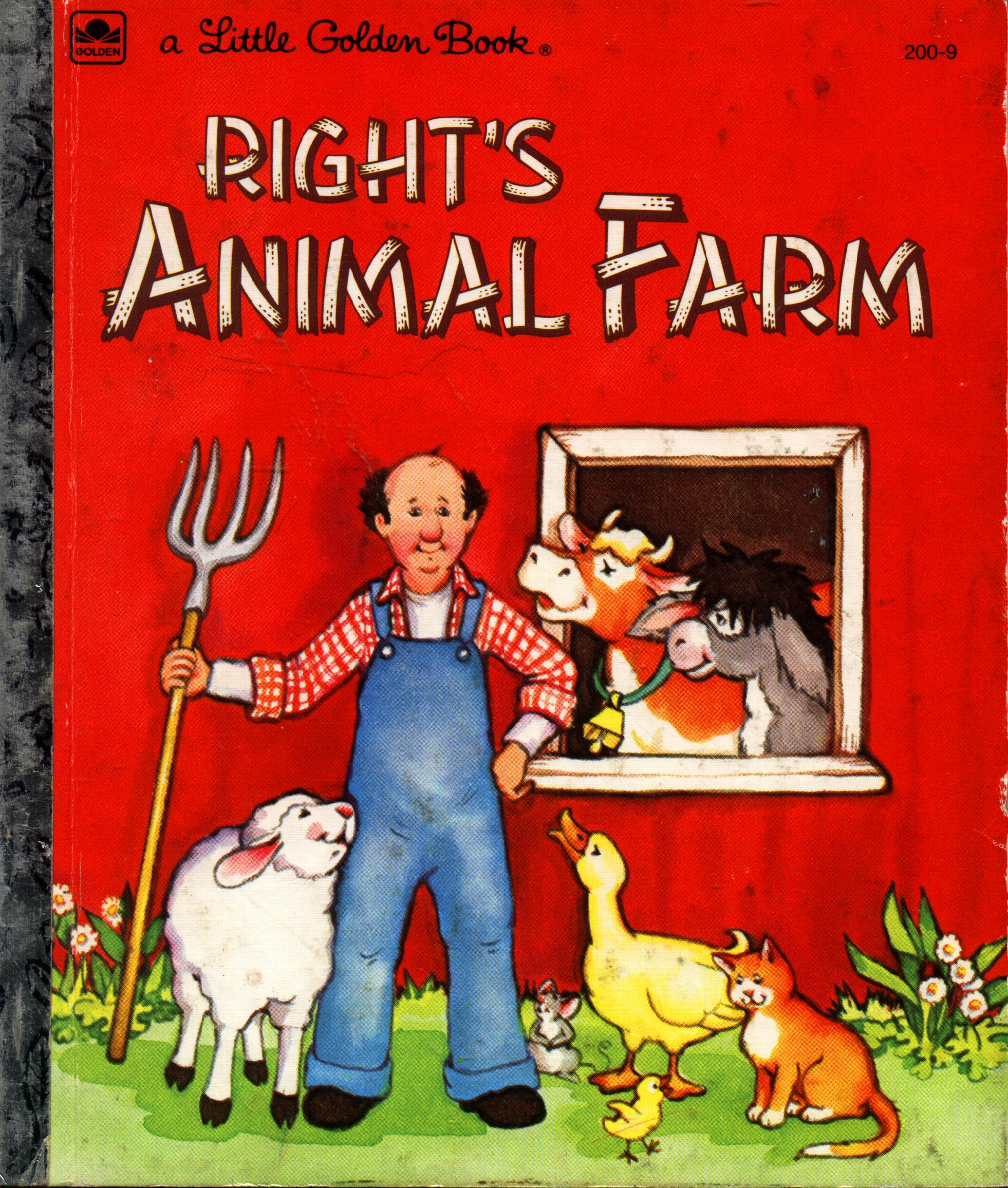 Right's Animal Farm