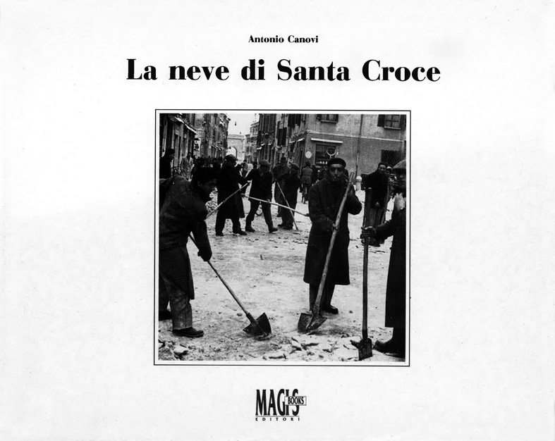 La neve di Santa Croce