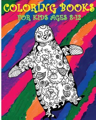 Coloring Books for K...