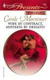Wife by Contract, Mi...