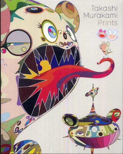 Takashi Murakami:Prints