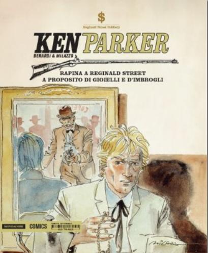 Ken Parker n. 28