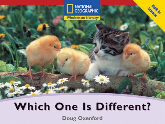 Which One Is Different?