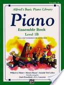 Alfred's Basic Piano Course Ensemble Book, Bk 1b