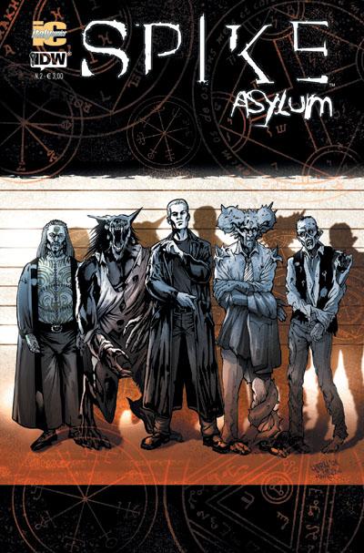 Spike Asylum n. 2