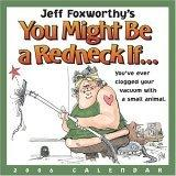 Jeff Foxworthy's You Might Be a Redneck if..