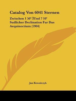 Catalog Von 6041 Sternen