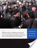 Democracy on Rocky Ground