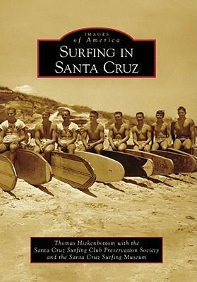 Surfing in Santa Cruz Ca
