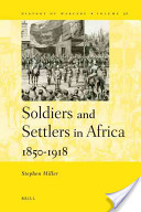 Soldiers and settler...