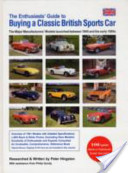 The Enthusiasts' Guide to Buying a Classic British Sports Car