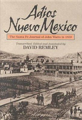 Adios Nuevo Mexico