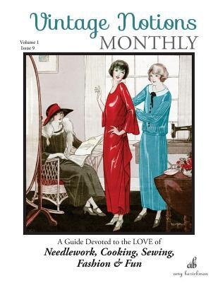 Vintage Notions Monthly - Issue 9