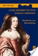 Luise Henriette von Nassau-Oranien