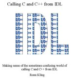 Calling C and C++ from IDL