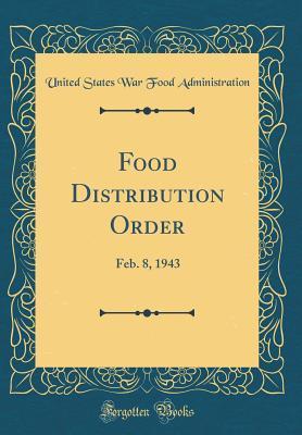 Food Distribution Order