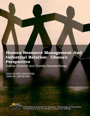 Human Resource Management and Industrial Relation