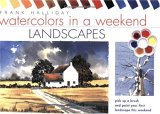 Watercolors in a Weekend  Landscapes