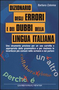 Dizionario degli errori e dei dubbi della lingua italiana
