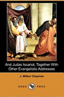 And Judas Iscariot, Together With Other Evangelistic Addresses