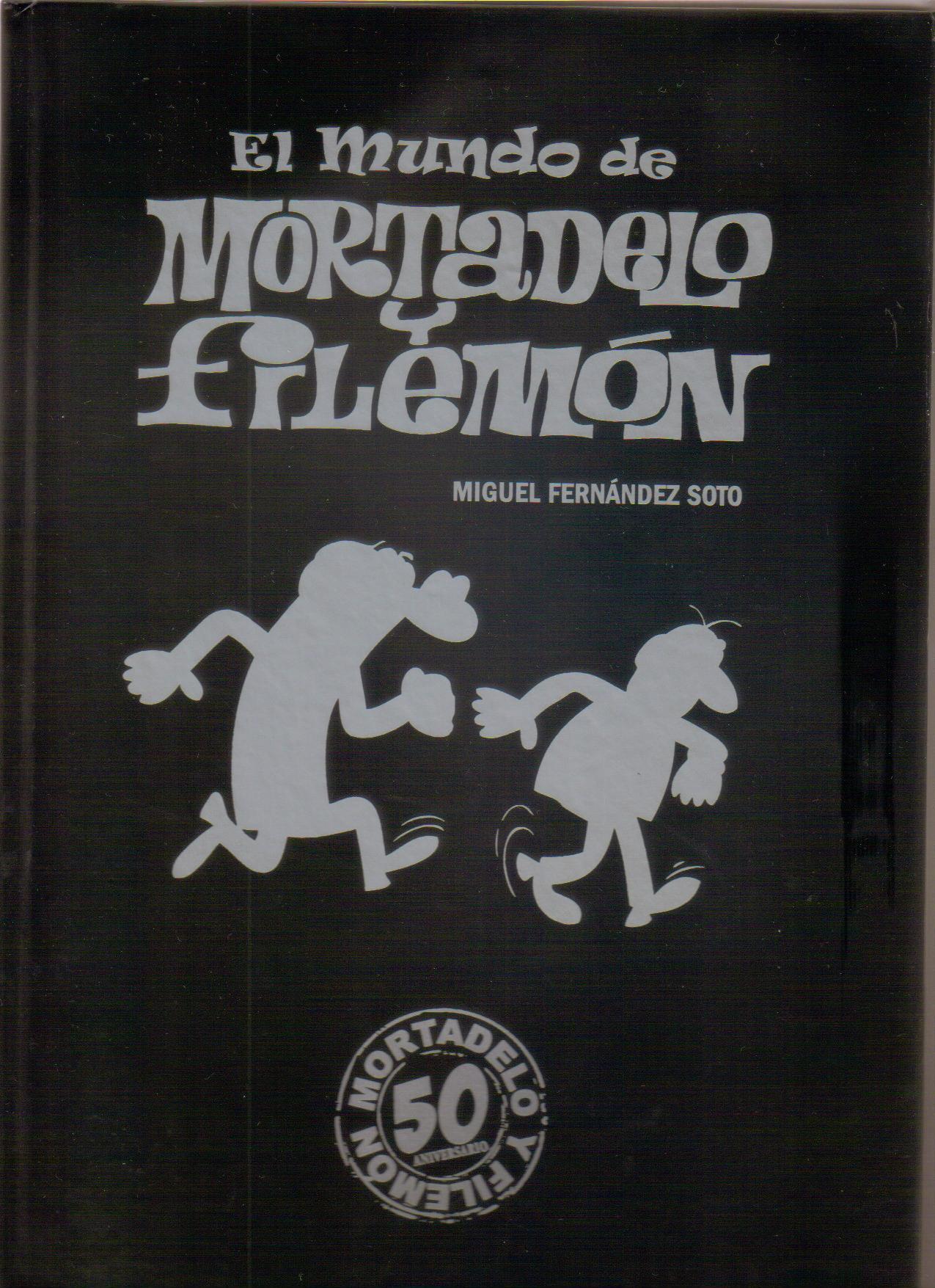 El mundo de Mortadelo y Filemón