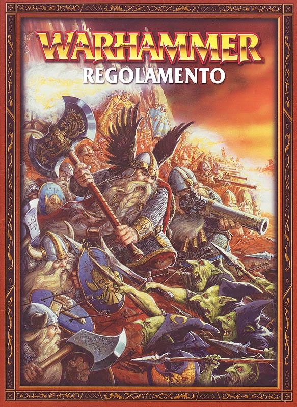 Warhammer Regolament...